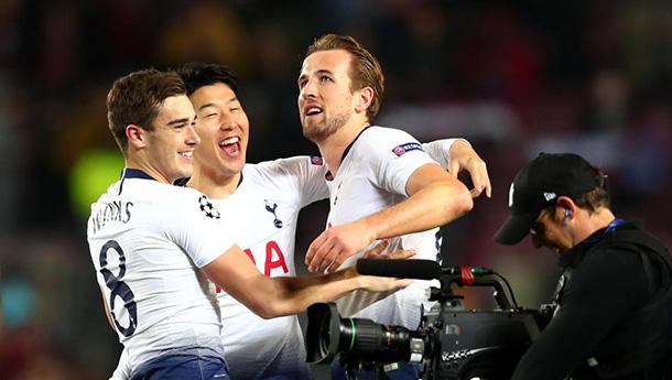 camisetas Tottenham Hotspur baratas 2020
