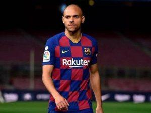 camisetas de futbol Barcelona 2020