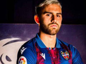 camisetas de futbol Levante 2020